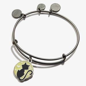Glow in the dark charm Alex and ani bangle